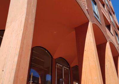 Roseni 9 hotell-büroohoone