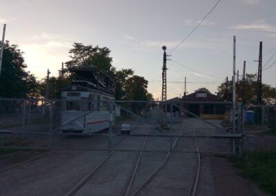 Trammipargi rekonstrueerimise III etapp Kopli tänaval