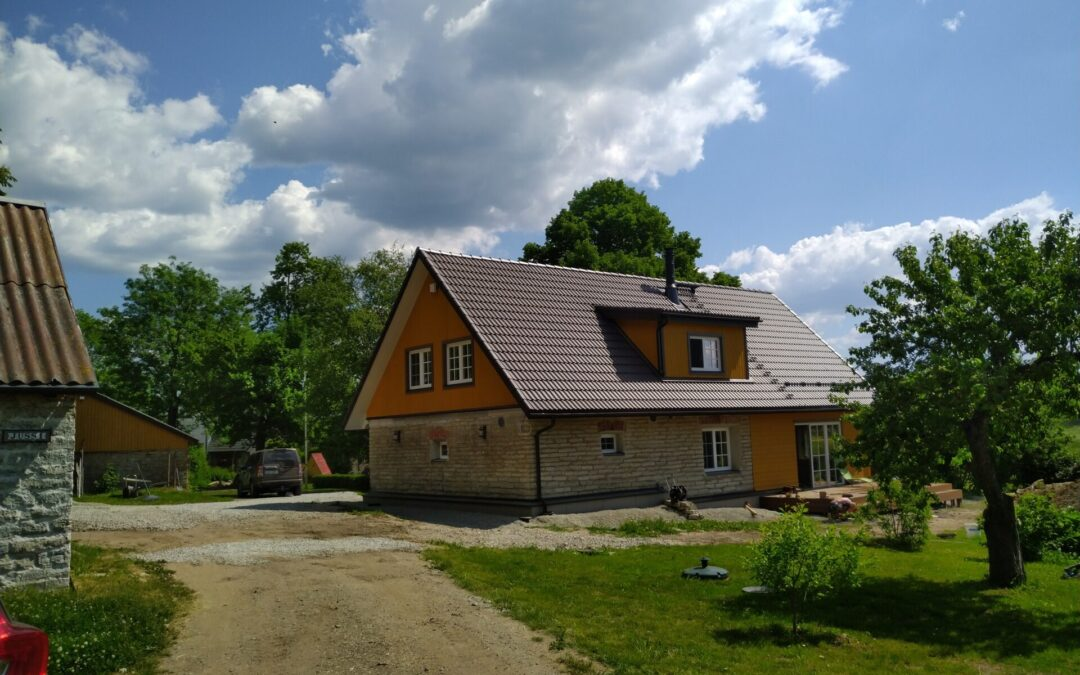 Jussi talu rekonstrueerimine